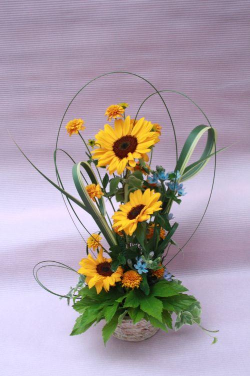 花ギフト|フラワーギフト|誕生日 花|カノシェ話題|スタンド花|ウエディングブーケ|花束|花屋|IMG_3905