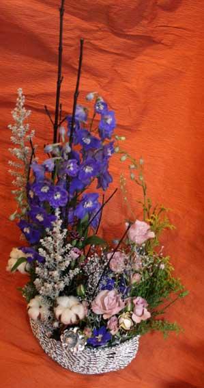 花ギフト|フラワーギフト|誕生日 花|カノシェ話題|スタンド花|ウエディングブーケ|花束|花屋|silver