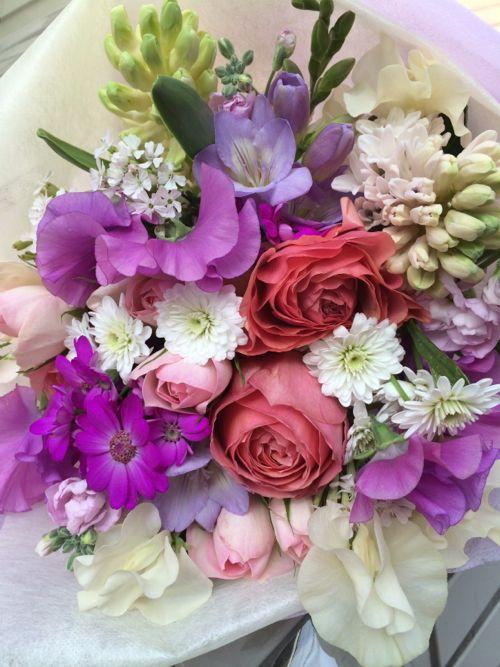 花ギフト|フラワーギフト|誕生日 花|カノシェ話題|スタンド花|ウエディングブーケ|花束|花屋|IMG_4185