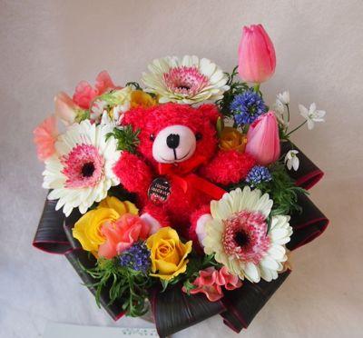 花ギフト|フラワーギフト|誕生日 花|カノシェ話題|スタンド花|ウエディングブーケ|花束|花屋|38187