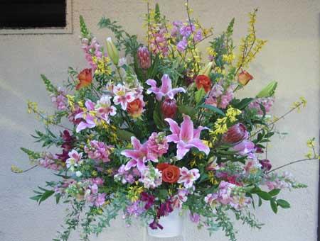 花ギフト|フラワーギフト|誕生日 花|カノシェ話題|スタンド花|ウエディングブーケ|花束|花屋|スタンド2
