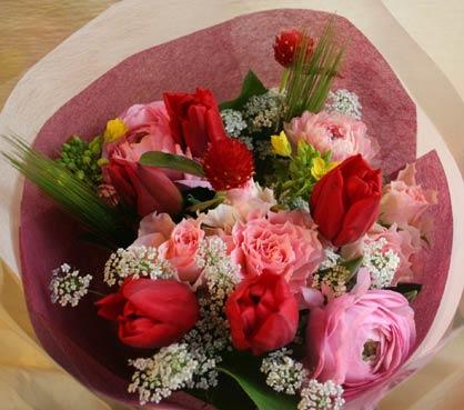花ギフト フラワーギフト 誕生日 花 カノシェ話題 スタンド花 ウエディングブーケ 花束 花屋 tyu-rippu