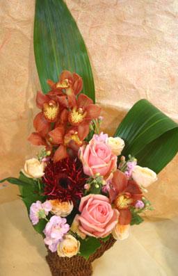 花ギフト|フラワーギフト|誕生日 花|カノシェ話題|スタンド花|ウエディングブーケ|花束|花屋|シンビ茶