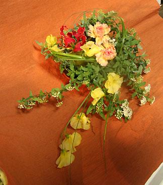 花ギフト|フラワーギフト|誕生日 花|カノシェ話題|スタンド花|ウエディングブーケ|花束|花屋|ふくにしさん グロリ
