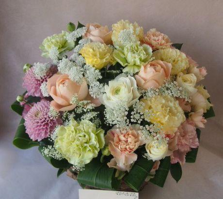 花ギフト|フラワーギフト|誕生日 花|カノシェ話題|スタンド花|ウエディングブーケ|花束|花屋|46789