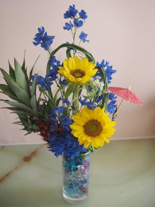 花ギフト|フラワーギフト|誕生日 花|カノシェ話題|スタンド花|ウエディングブーケ|花束|花屋|ティエンさん カクテル