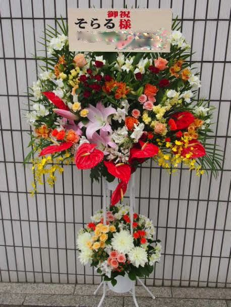 花ギフト|フラワーギフト|誕生日 花|カノシェ話題|スタンド花|ウエディングブーケ|花束|花屋|文化センター