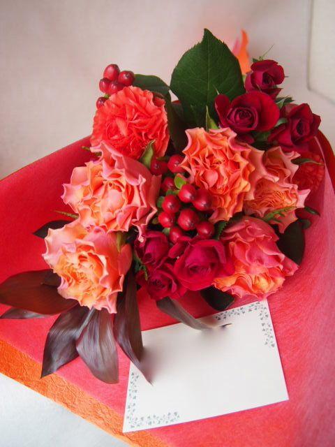 花ギフト|フラワーギフト|誕生日 花|カノシェ話題|スタンド花|ウエディングブーケ|花束|花屋|41203