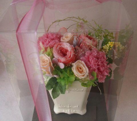 花ギフト|フラワーギフト|誕生日 花|カノシェ話題|スタンド花|ウエディングブーケ|花束|花屋|40953(1)