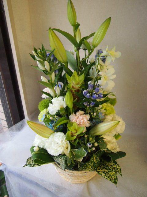 花ギフト|フラワーギフト|誕生日 花|カノシェ話題|スタンド花|ウエディングブーケ|花束|花屋|57486