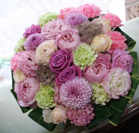花ギフト|フラワーギフト|誕生日 花|カノシェ話題|スタンド花|ウエディングブーケ|花束|花屋|IMG_2488