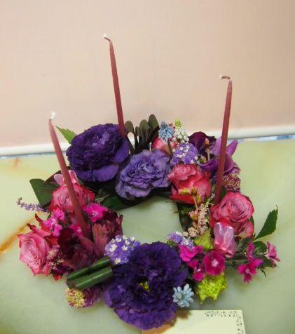 花ギフト|フラワーギフト|誕生日 花|カノシェ話題|スタンド花|ウエディングブーケ|花束|花屋|54493
