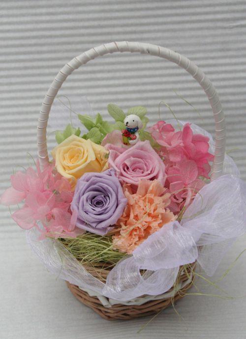 花ギフト|フラワーギフト|誕生日 花|カノシェ話題|スタンド花|ウエディングブーケ|花束|花屋|IMG_0665