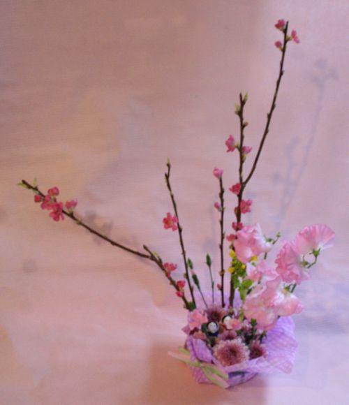 花ギフト|フラワーギフト|誕生日 花|カノシェ話題|スタンド花|ウエディングブーケ|花束|花屋|IMG_1200