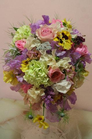 花ギフト|フラワーギフト|誕生日 花|カノシェ話題|スタンド花|ウエディングブーケ|花束|花屋|IMG_2702