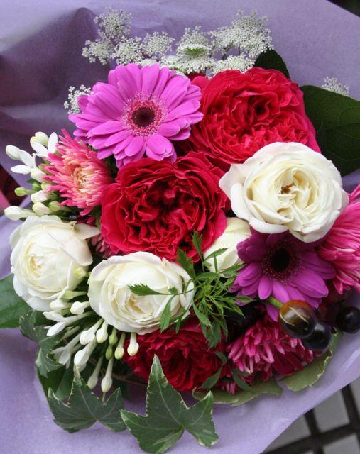 花ギフト|フラワーギフト|誕生日 花|カノシェ話題|スタンド花|ウエディングブーケ|花束|花屋|IMG_0285