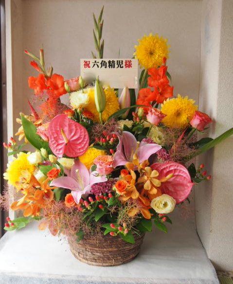 花ギフト|フラワーギフト|誕生日 花|カノシェ話題|スタンド花|ウエディングブーケ|花束|花屋|49122