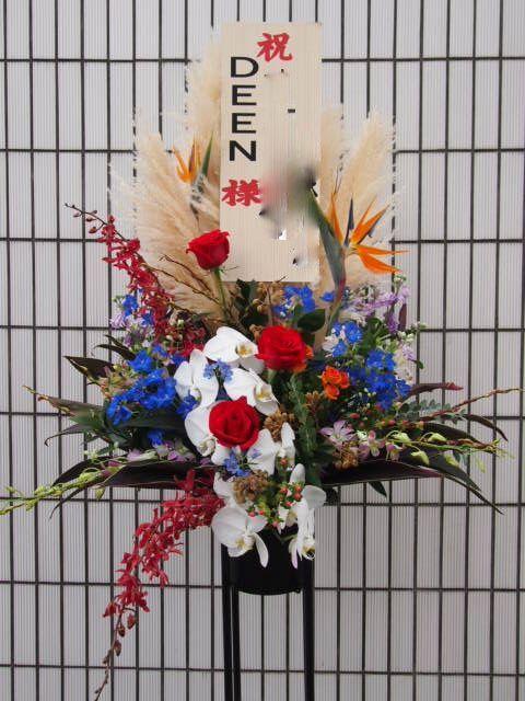 秋〜冬(10月11月12月)のスタンド花|スタンドフラワー カノシェ9575