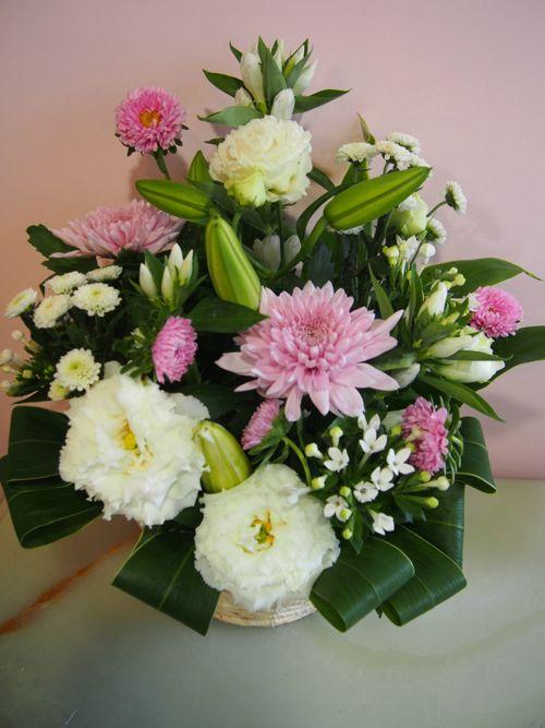花ギフト|フラワーギフト|誕生日 花|カノシェ話題|スタンド花|ウエディングブーケ|花束|花屋|57713