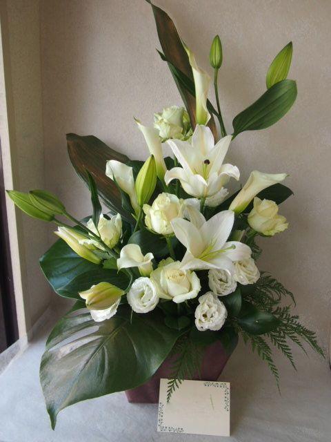 花ギフト|フラワーギフト|誕生日 花|カノシェ話題|スタンド花|ウエディングブーケ|花束|花屋|49371(1)