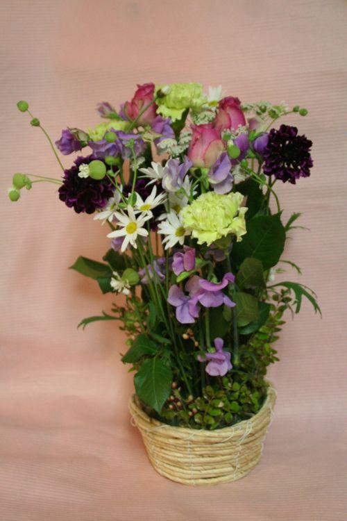 花ギフト|フラワーギフト|誕生日 花|カノシェ話題|スタンド花|ウエディングブーケ|花束|花屋|IMG_1316