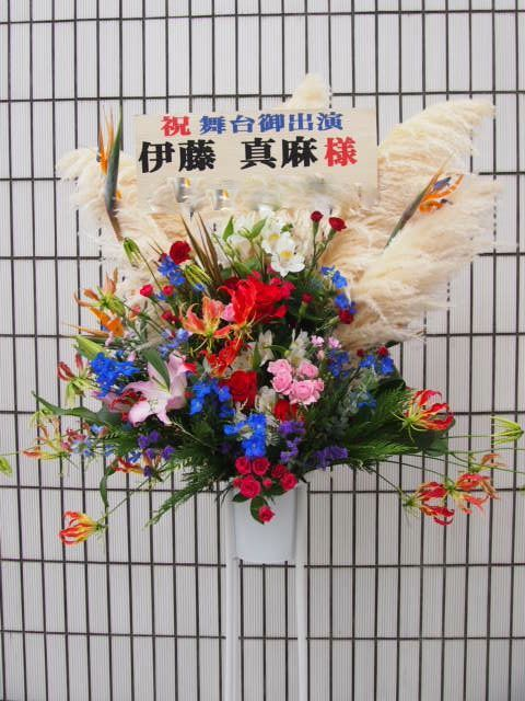秋〜冬(10月11月12月)のスタンド花|スタンドフラワー カノシェ59727