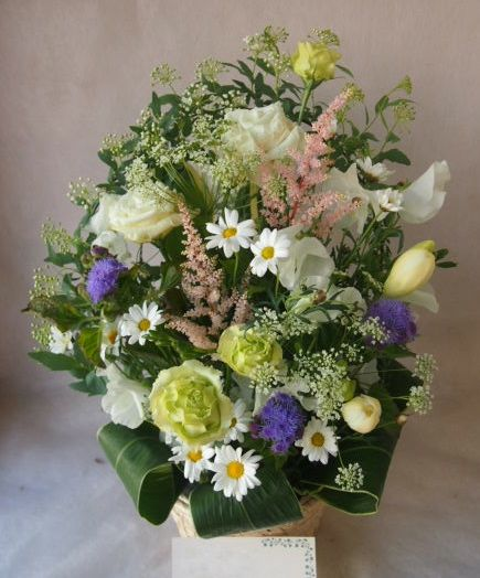 花ギフト|フラワーギフト|誕生日 花|カノシェ話題|スタンド花|ウエディングブーケ|花束|花屋|45696