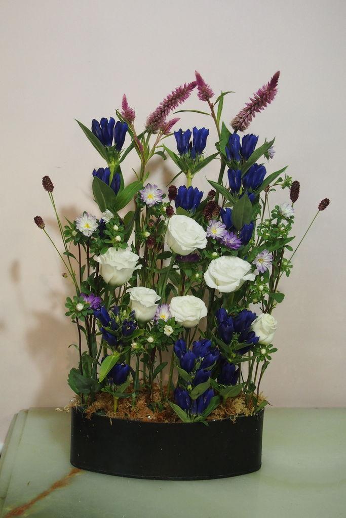 花ギフト|フラワーギフト|誕生日 花|カノシェ話題|スタンド花|ウエディングブーケ|花束|花屋|P8240919