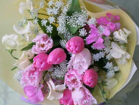 花ギフト|フラワーギフト|誕生日 花|カノシェ話題|スタンド花|ウエディングブーケ|花束|花屋|両親2