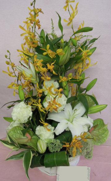 花ギフト|フラワーギフト|誕生日 花|カノシェ話題|スタンド花|ウエディングブーケ|花束|花屋|じゅん百合