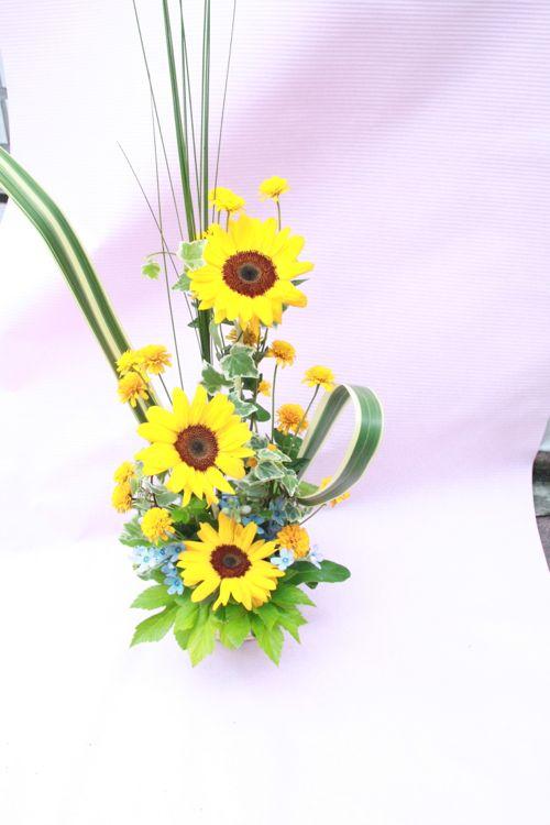 花ギフト|フラワーギフト|誕生日 花|カノシェ話題|スタンド花|ウエディングブーケ|花束|花屋|IMG_3914