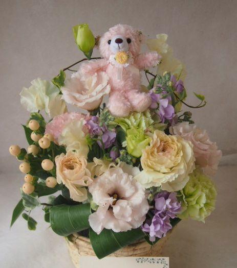 花ギフト|フラワーギフト|誕生日 花|カノシェ話題|スタンド花|ウエディングブーケ|花束|花屋|46568