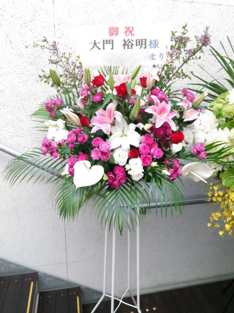 スタンド花 栃木県