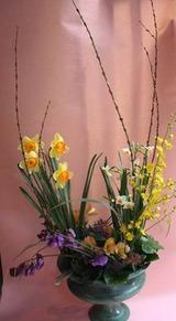 花ギフト|フラワーギフト|誕生日 花|カノシェ話題|スタンド花|ウエディングブーケ|花束|花屋|水仙2