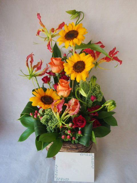 花ギフト|フラワーギフト|誕生日 花|カノシェ話題|スタンド花|ウエディングブーケ|花束|花屋|42112