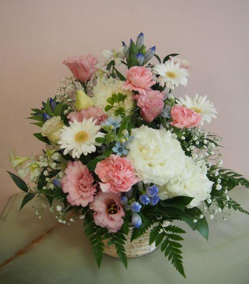 花ギフト|フラワーギフト|誕生日 花|カノシェ話題|スタンド花|ウエディングブーケ|花束|花屋|58067