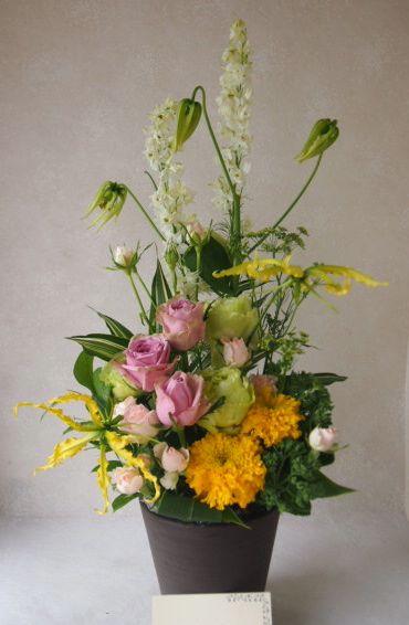 花ギフト|フラワーギフト|誕生日 花|カノシェ話題|スタンド花|ウエディングブーケ|花束|花屋|56493