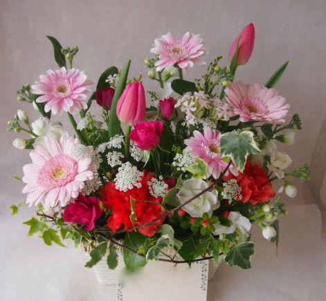 花ギフト|フラワーギフト|誕生日 花|カノシェ話題|スタンド花|ウエディングブーケ|花束|花屋|45344