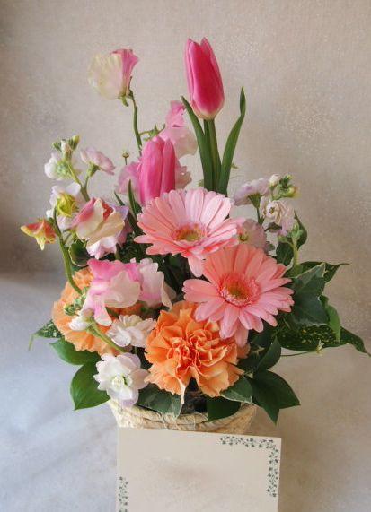 花ギフト|フラワーギフト|誕生日 花|カノシェ話題|スタンド花|ウエディングブーケ|花束|花屋|53527