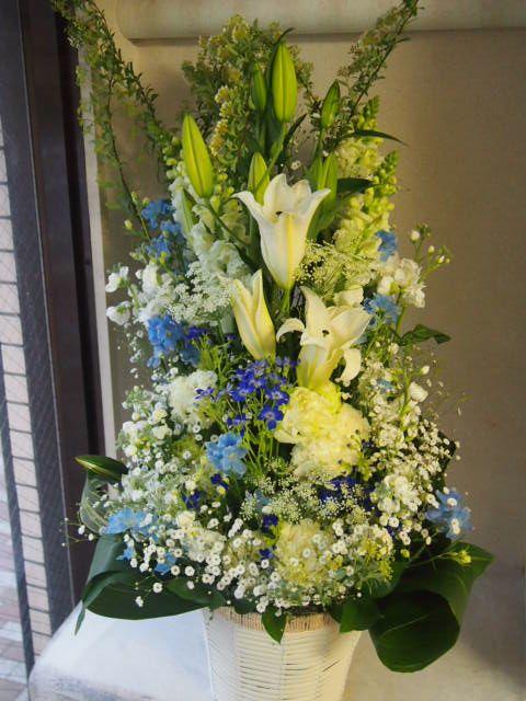 花ギフト|フラワーギフト|誕生日 花|カノシェ話題|スタンド花|ウエディングブーケ|花束|花屋|54338