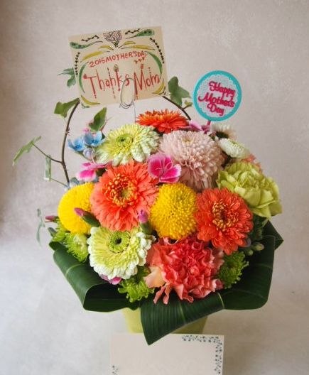花ギフト|フラワーギフト|誕生日 花|カノシェ話題|スタンド花|ウエディングブーケ|花束|花屋|48041