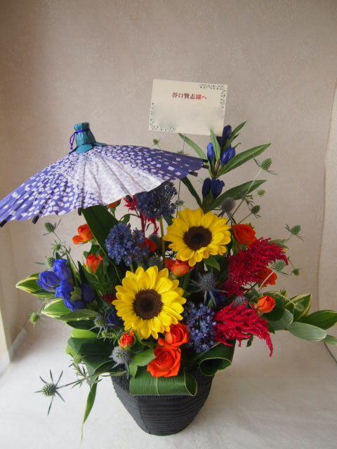 花ギフト|フラワーギフト|誕生日 花|カノシェ話題|スタンド花|ウエディングブーケ|花束|花屋|49154(1)
