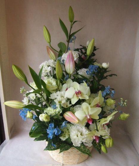 花ギフト|フラワーギフト|誕生日 花|カノシェ話題|スタンド花|ウエディングブーケ|花束|花屋|41673