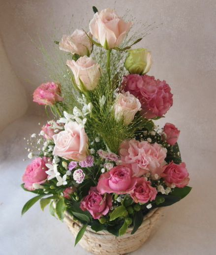 花ギフト|フラワーギフト|誕生日 花|カノシェ話題|スタンド花|ウエディングブーケ|花束|花屋|48029
