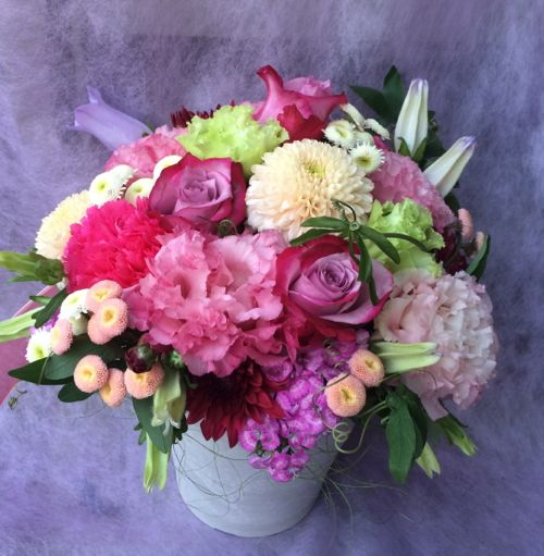 花ギフト|フラワーギフト|誕生日 花|カノシェ話題|スタンド花|ウエディングブーケ|花束|花屋|IMG_5126