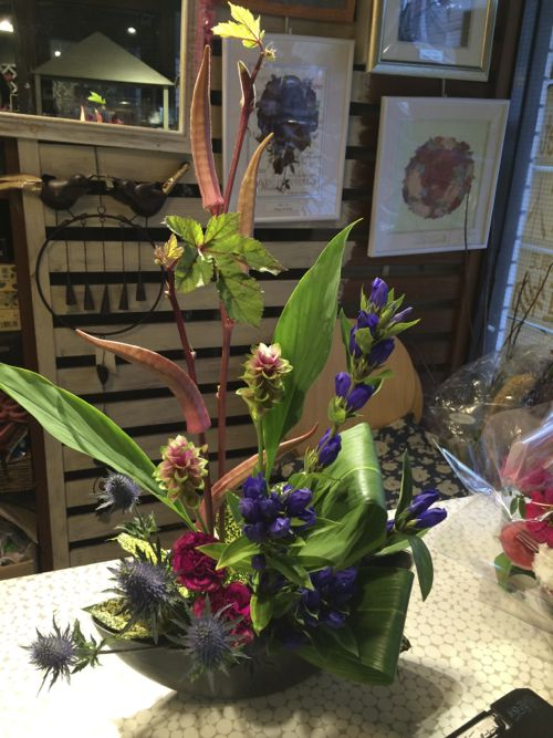 花ギフト|フラワーギフト|誕生日 花|カノシェ話題|スタンド花|ウエディングブーケ|花束|花屋|IMG_6389