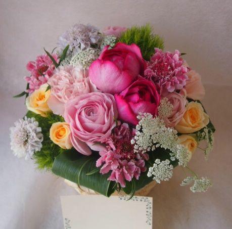 花ギフト|フラワーギフト|誕生日 花|カノシェ話題|スタンド花|ウエディングブーケ|花束|花屋|47092