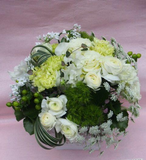 花ギフト|フラワーギフト|誕生日 花|カノシェ話題|スタンド花|ウエディングブーケ|花束|花屋|53448(1)