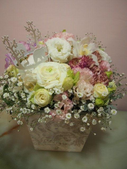 花ギフト|フラワーギフト|誕生日 花|カノシェ話題|スタンド花|ウエディングブーケ|花束|花屋|53890