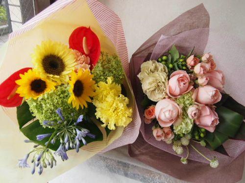 花ギフト|フラワーギフト|誕生日 花|カノシェ話題|スタンド花|ウエディングブーケ|花束|花屋|49295